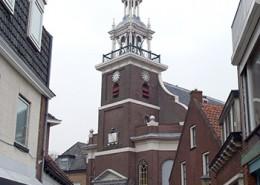 Oude Kerk, Peulenstraat